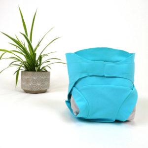 couche lavable bleue hamac