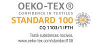 Logo Oeko tex complet