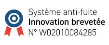 Logo brevet anti fuites