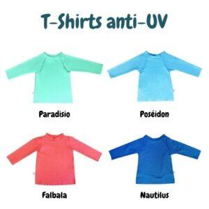 T-shirt anti-uv Hamac