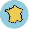 Pictogramme livraison en France